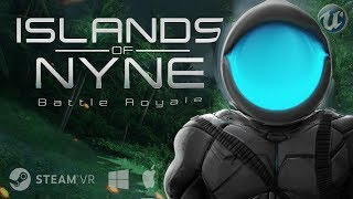 ISLANDS OF NYNE is A W E S O M E 🎮 VmAn's Gaming & Live Music Stream 🎸