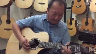 Review Đại Ngàn Guitar - Hieuorion Sài Gòn - www.dainganguitar.com