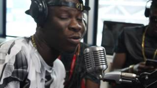 Stonebwoy Go Higher freestyle