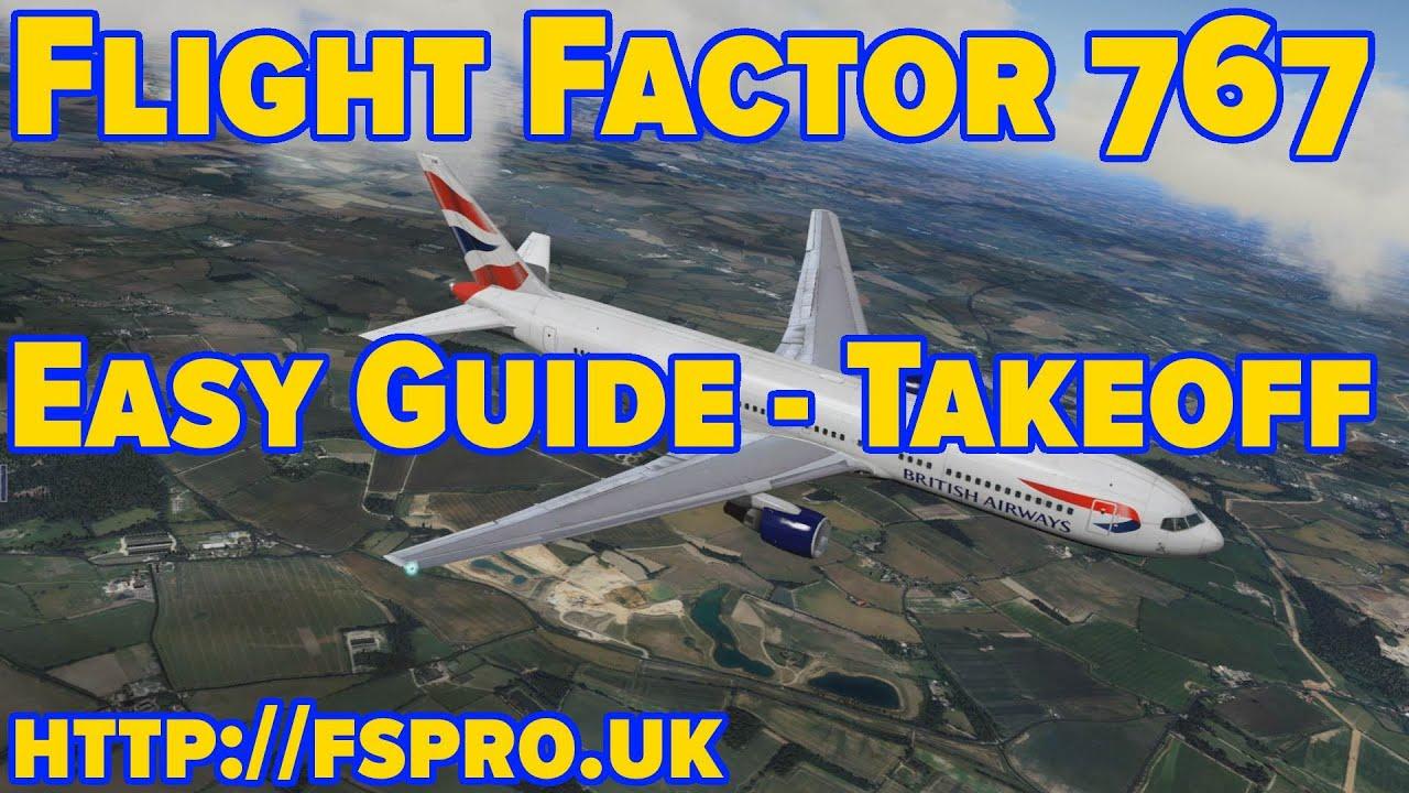 flight factor boeing 767 tutorial how to takeoff xplane 10 rh youtube com