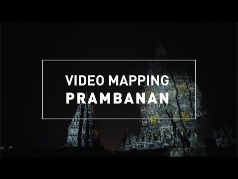 OFFICIAL VIDEO MAPPING PRAMBANAN (SHORT VERSION)