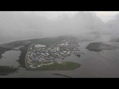 Bird's-Eye Vieux: Frightening Amount of Land Loss in Louisiana