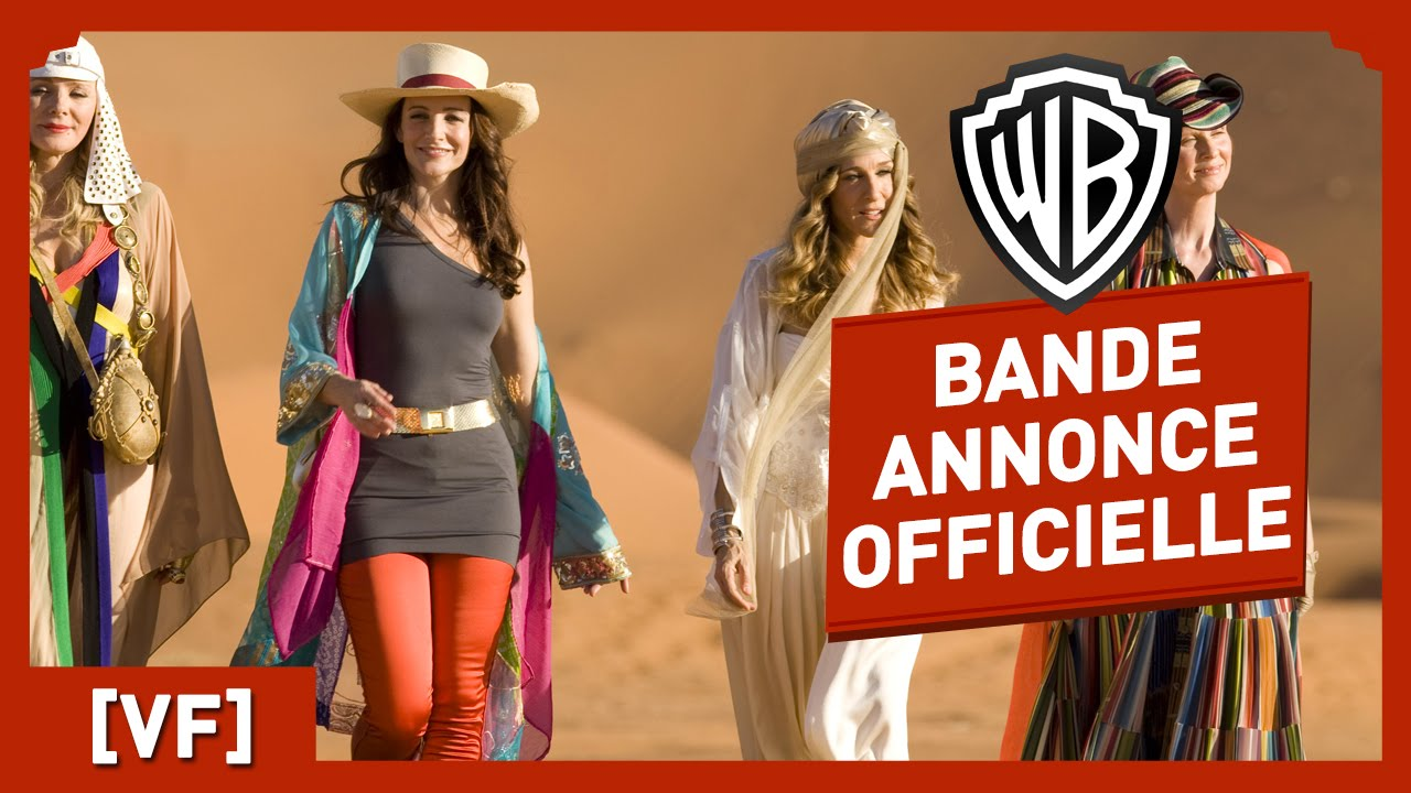 Download Sex And The City 2 - Bande Annonce Officielle (VF) - Sarah Jessica Parker / Kim Cattrall