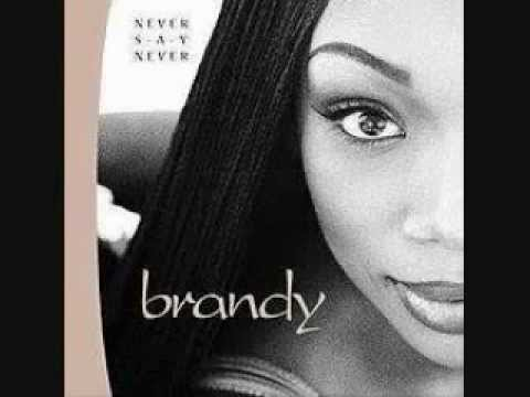 Brandy - Never Say Never [Full Album]