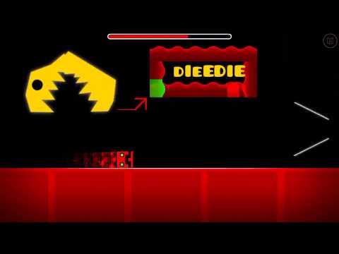 Pacman remix on geometry dash