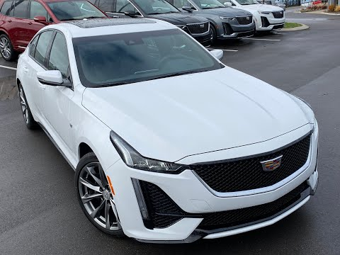 2020 Cadillac CT5 Sport 2.0T Review