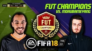FIFA 18: FUT Champions - Mein erstes Match vs MoAubameyang