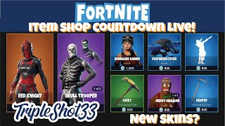 *NEW* Fortnite Item Shop Countdown LIVE! July 27th Skins | Fortnite Battle Royale