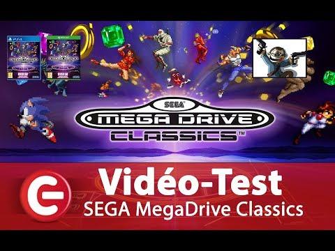 [Vidéo Test] SEGA MegaDrive Classics 🤩  Pour tout savoir sur la compilation PS4 / Xbox One thumbnail