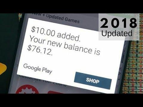 Google Play Guthaben Gratis Code