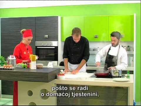Italian Cuisine, episode 5, Atlas TV