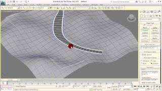 Tutorial 5: Conforming a road onto an arbitrary surface (HD)