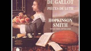 Gallot, Jacques de: Castagnettes - Hopkinson Smith