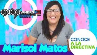 Conoce a la Directiva | Marisol Matos | CNCOWNERS Team Puerto Rico 🇵🇷