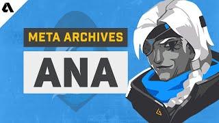Evolution Of Ana | Overwatch Meta Archives