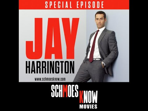 SK MOVIES Episode 169: Actor Jay Harrington from Benched!