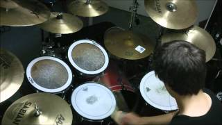 Beastie Boys - Son of Neckbone drum cover by FUBRA