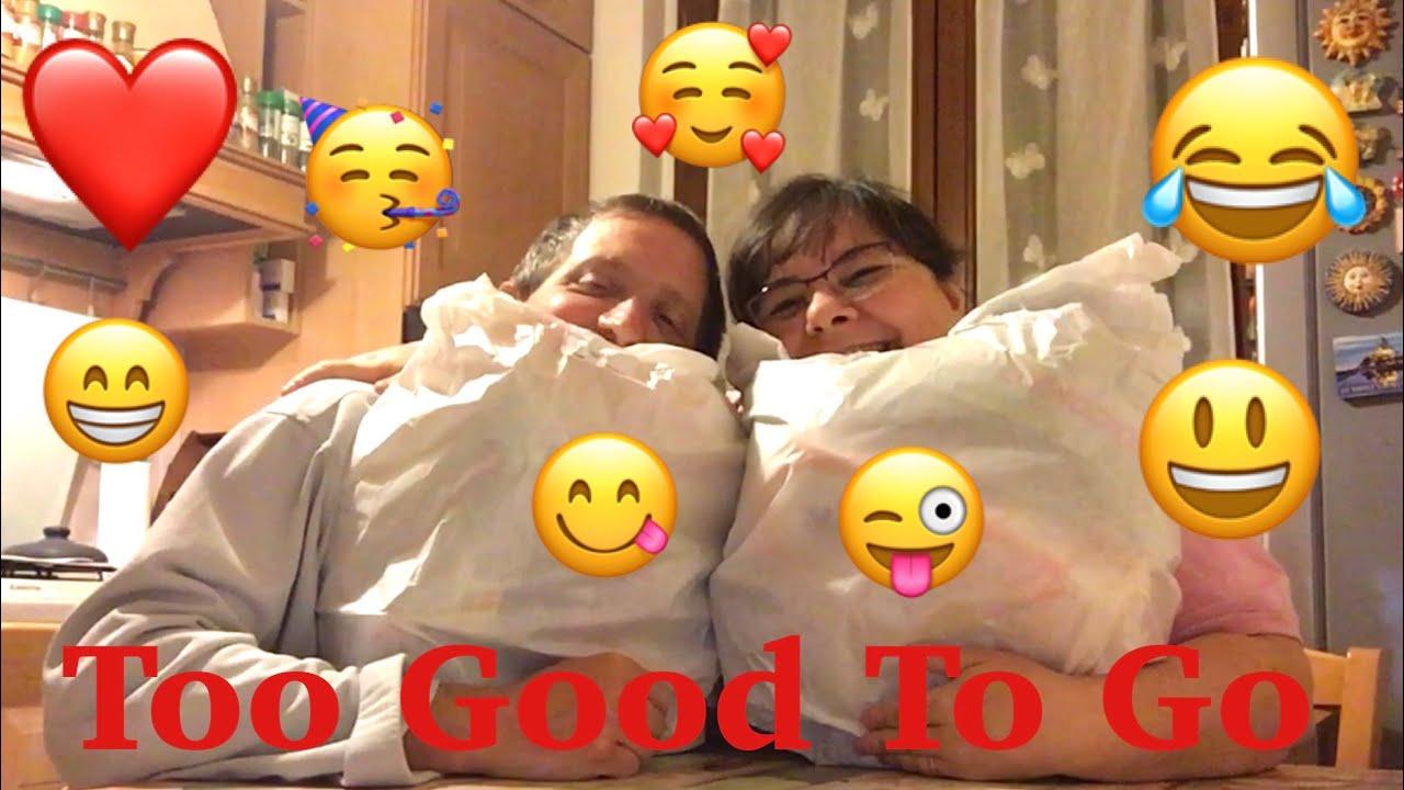 Download Apriamo la Magic Box di Too Good To Go della Conad !!! Dai non ci é andata male 😁😋😄