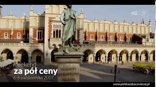 Polska zobacz więcej - weekend za pół ceny