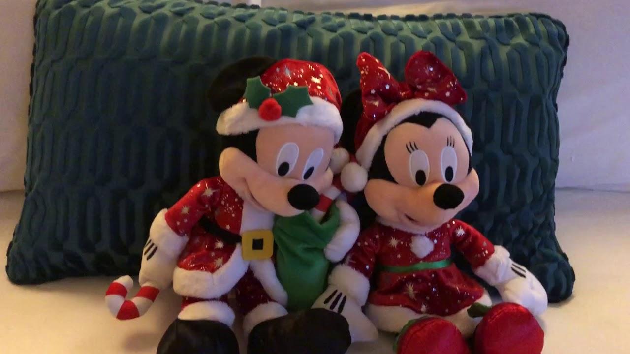 Disneyland Paris Christmas Room Hotel New York December 2017