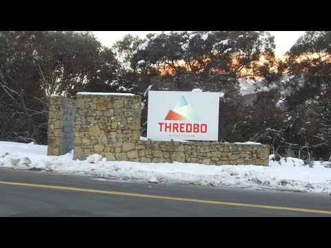 Hei Solar Lights - Installation at Thredbo Ski Village