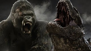 Godzilla / King Kong Connection Revealed & Pacific Rim 2 Delayed