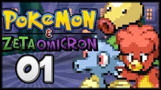 Pokémon Zeta & Omicron - Episode 1 | The Vesryn Region!