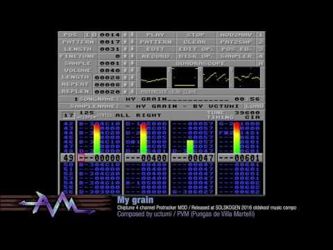 Uctumi - My grain (4 channel Protracker .MOD)