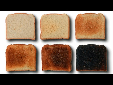 Why You Shouldn't Burn Your Toast
