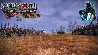 King Of The Hill & Of The Plain   North & South ACW Harcore Submod