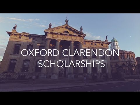 Oxford Clarendon Scholarships Mp3