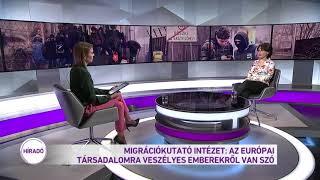 Migrációkutató Intézet: Az európai társadalomra veszélyes emberekről van szó