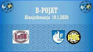 LoSB - ÅIF/PSS Akatemia (II) (B-pojat Aluejatkosarja 19.1.2020)