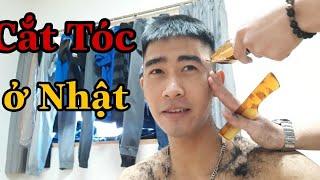 LCD JP Vlog | Vlog 12 | Cuộc sống Nhật Bản | Cắt tóc ở Nhật