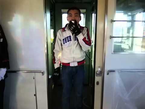 東上線 森林公園ファミリーイベント2014 車掌体験
