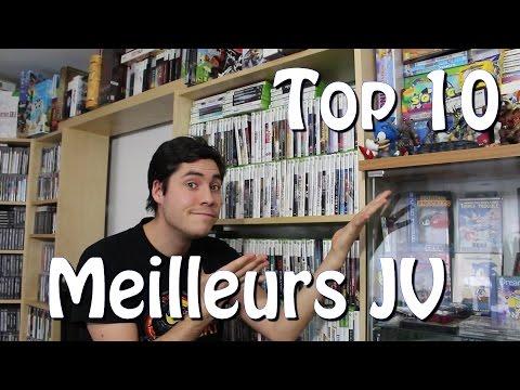 Top 10 des meilleurs jeux vidéo