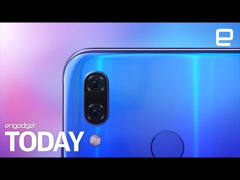 Huawei caught passing off DSLR pictures as Nova 3 samples | Engadget Today
