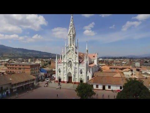 Basílica del Santo Cristo, Ubaté, Cundinamarca, Colombia