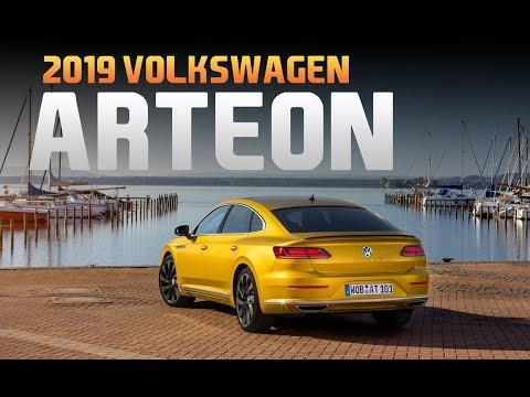 2018 Volkswagen Arteon ► Updated Price And New Design
