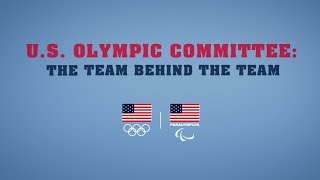 Join The Team Behind The Team | The U.S. Olympic Committee