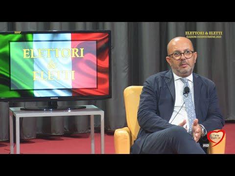 Elettori & Eletti 2020: Antonio Nespoli, candidato Forza Italia al consiglio regionale pugliese