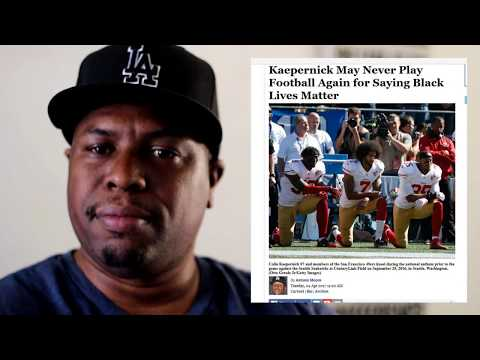 Lebron James, Kaepernick & Protesting President Trump