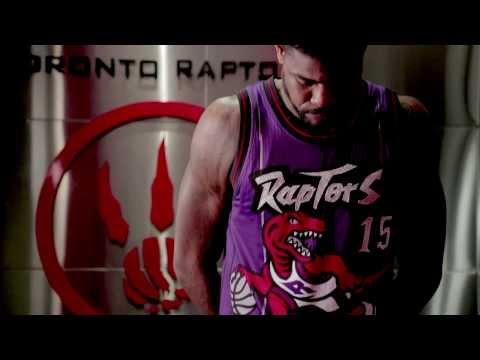 Raptors 20th Anniversary Jersey