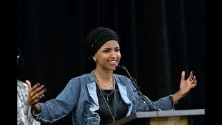 Ilhan Omar becomes the first muslim woman elected to the congress
