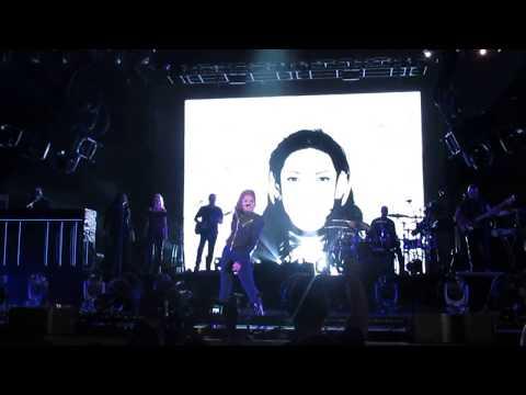 Janet Jackson: Scream, Rhythm Nation & Dancers -  SOTW Tour 2017 Hollywood Bowl - PT 1