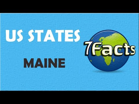 7 Facts about Maine
