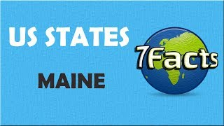 7 Facts about Maine thumbnail