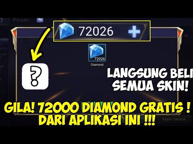 Aplikasi diamond gratis