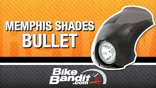 Memphis Shades Bullet Fairing at BikeBandit.com