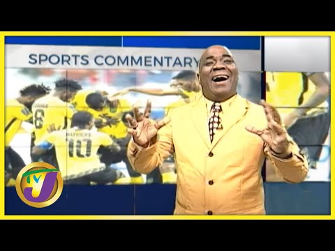 Jamaica Reggae Boyz Faces USA | TVJ Sports Commentary - Oct 6 2021